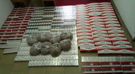 Tysiące nielegalnych fajek