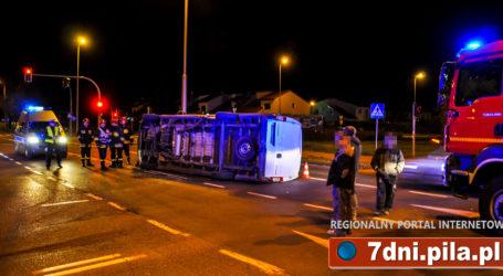 Wypadek z udziałem busa. Sprawcą 89-latek