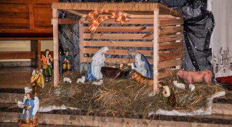 Szopki bożonarodzeniowe w parafiach