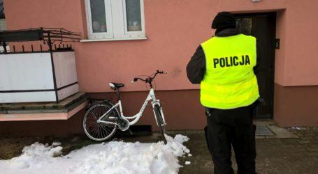 Policja zatrzymała seryjnego włamywacza