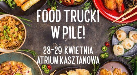 Wielki festiwal kulinarny: food trucki znów opanują Piłę