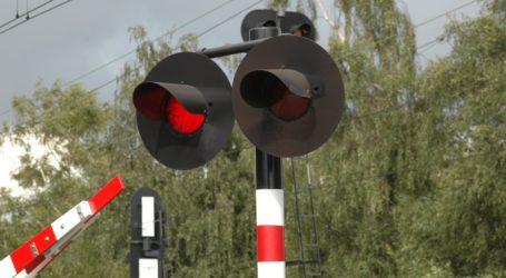 Znów utrudnienia na przejazdach kolejowych