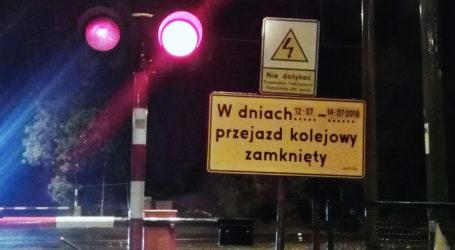 Uwaga kierowcy! Przejazdy na Młodych i Na Leszkowie będą zamknięte