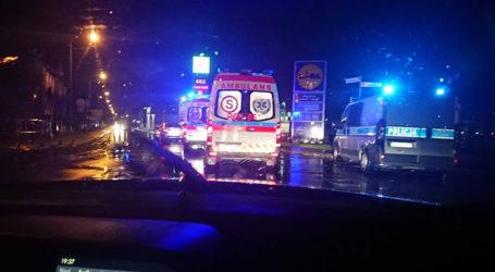 Kierowca potrącił dwie kobiety