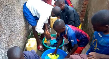 Zbierali środki na sierociniec w Ugandzie