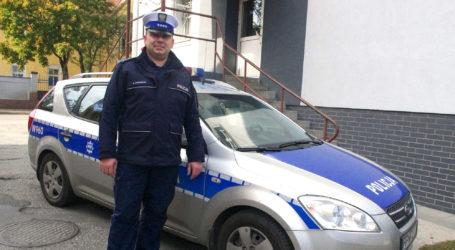 Policjantem się jest na służbie i w czasie wolnym