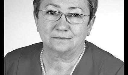 Zmarła Wiesława Sztaba