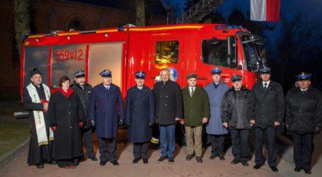 Nowy wóz dla druhów z Miasteczka Krajeńskiego