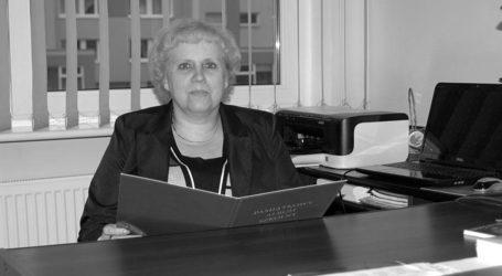 Nie żyje Dorota Frydrych