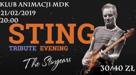 Sting Tribute Show w Trzciance