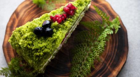 Słodki prezent na Dzień Kobiet – Ciasto szpinakowe
