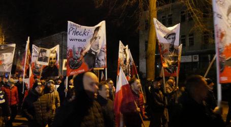 Marsz Pamięci Żołnierzy Wyklętych w Pile