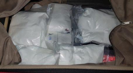 7 kilogramów narkotyków
