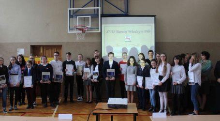 XVII Turniej Wiedzy o Pile