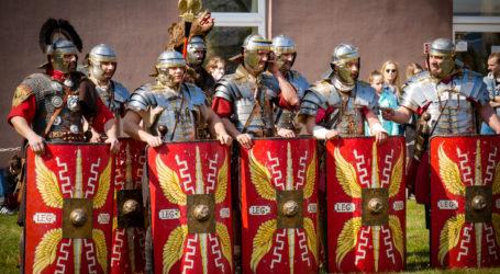 Rzymianie najechali na Piłę