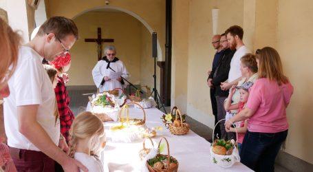W kościołach święciliśmy pokarmy