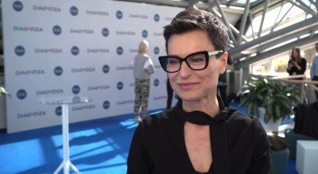 Danuta Stenka: Kocham postać Bogny Mróz