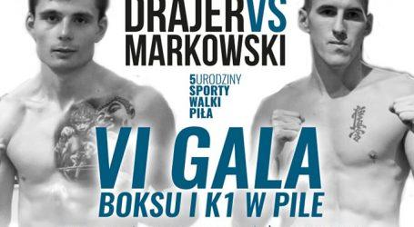 VI Gala  Boksu i K1 w Pile